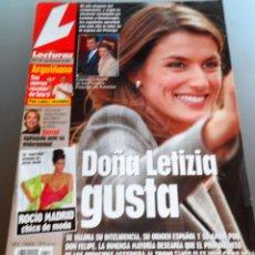 Coleccionismo de Revistas: LECTURAS Nº 2745. Lote 54420561