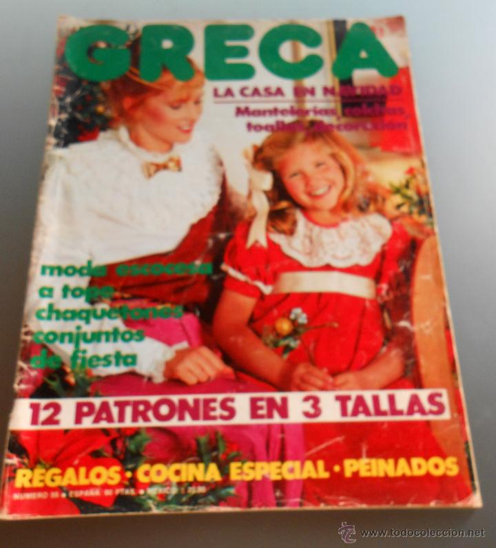 GRECA 1978 (Coleccionismo - Revistas y Periódicos Modernos (a partir de 1.940) - Revista Lecturas)