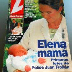 Coleccionismo de Revistas: LECTURAS 1998. Lote 54719157