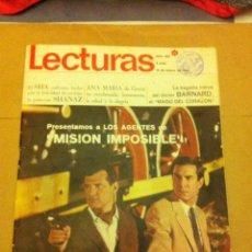 Coleccionismo de Revistas: LECTURAS (1968). Lote 55001967