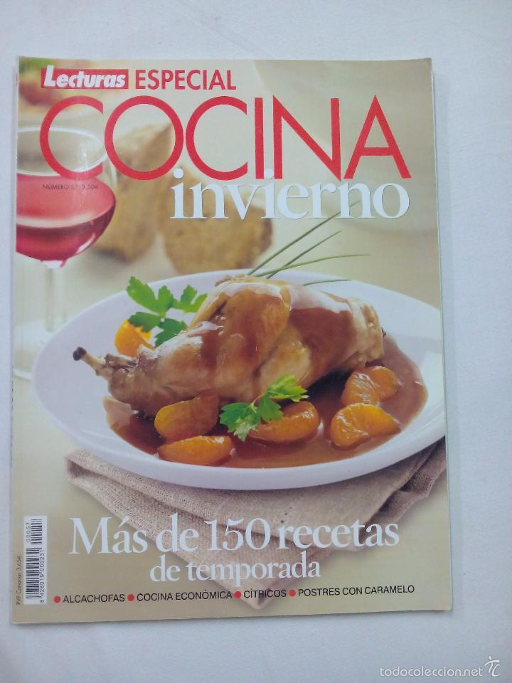 24 bonito revista lecturas cocina fotos revista - Revista cocina facil lecturas ...