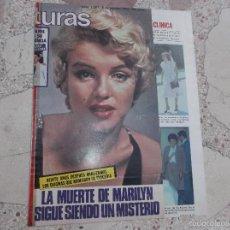 Collectionnisme de Magazines: LECTURAS Nº 1581,AGOSTO-82,SOLO EL REPORTAJE DE MARILYN MONROE, 5 PAGINAS, 17 FOTOS . Lote 56562079