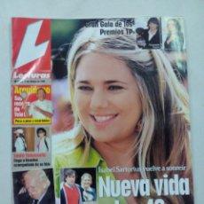 Coleccionismo de Revistas: REVISTA LECTURAS. NUEVA VIDA A LOS 40. Nº 2758. FEBRERO 2005. Lote 56596730