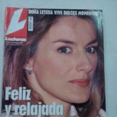 Coleccionismo de Revistas: REVISTA LECTURAS. FELIZ Y RELAJADA. Nº 2772. MAYO 2005. Lote 56596900
