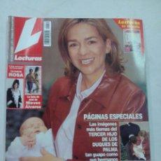 Coleccionismo de Revistas: REVISTA LECTURAS. MIGUEL. Nº 2615. MAYO 2005. Lote 56597416
