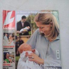 Coleccionismo de Revistas: REVISTA LECTURAS. IRENE. Nº 2777. JUNIO 2005. Lote 56597543