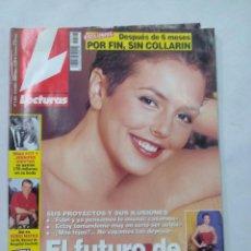 Coleccionismo de Revistas: REVISTA LECTURAS. EL FUTURO DE ROCIO. Nº 2523. AGOSTO 2000. Lote 56597832