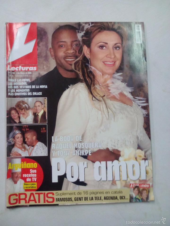 REVISTA LECTURAS. POR AMOR. Nº 2762. MARZO 2005 (Coleccionismo - Revistas y Periódicos Modernos (a partir de 1.940) - Revista Lecturas)