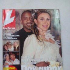 Coleccionismo de Revistas: REVISTA LECTURAS. POR AMOR. Nº 2762. MARZO 2005. Lote 56597968
