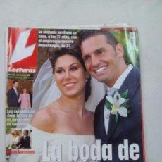 Coleccionismo de Revistas: REVISTA LECTURAS. LA BODA DE TAMARA. Nº 2775. JUNIO 2005. Lote 56598007