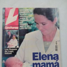 Coleccionismo de Revistas: REVISTA LECTURAS. ELENA MAMA. Nº 2417. JULIO 1998. Lote 56598394