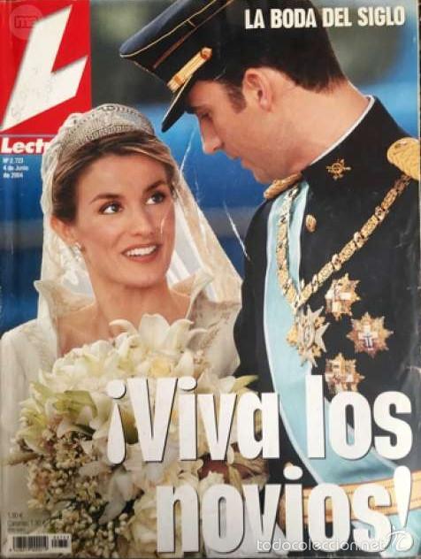 REVISTA LECTURA 4 JUNIO 2004 (Coleccionismo - Revistas y Periódicos Modernos (a partir de 1.940) - Revista Lecturas)