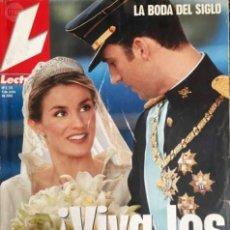 Coleccionismo de Revistas: REVISTA LECTURA 4 JUNIO 2004. Lote 57463237