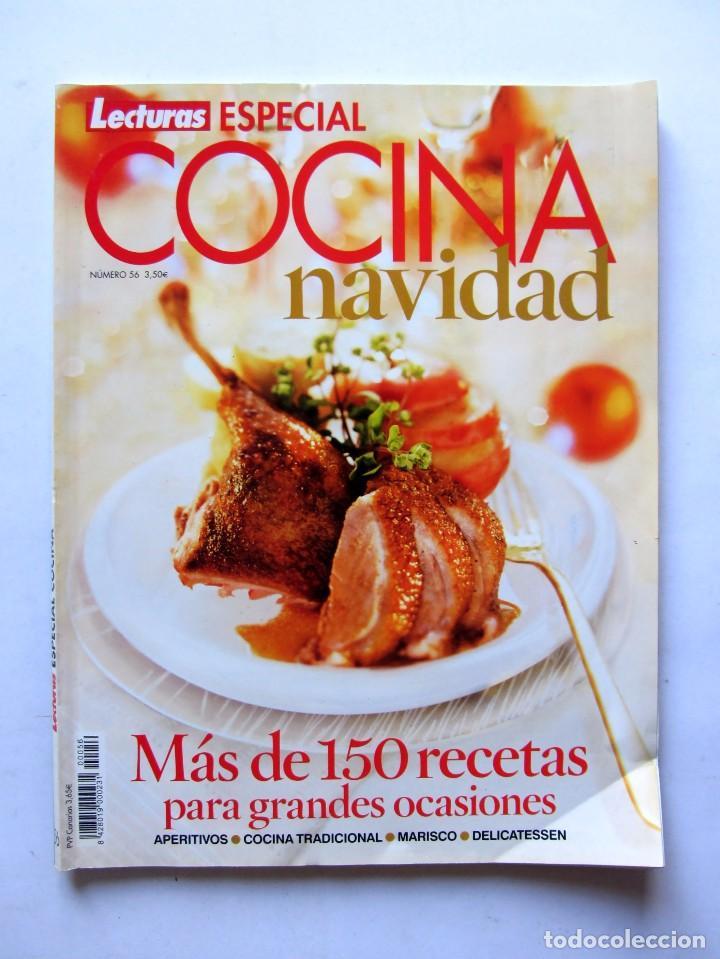 Revista Lecturas Cocina Facil   Comida Facil Navidad Comida Facil Navidad With Comida Facil Navidad
