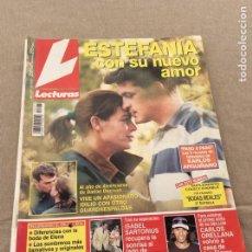 Coleccionismo de Revistas: LECTURAS AÑO 1997 Nº 2377 ISABEL SANTORIUS, CARLOS ORELLANA, ESTEFANIA, ISABEL PANTOJA. Lote 62727864