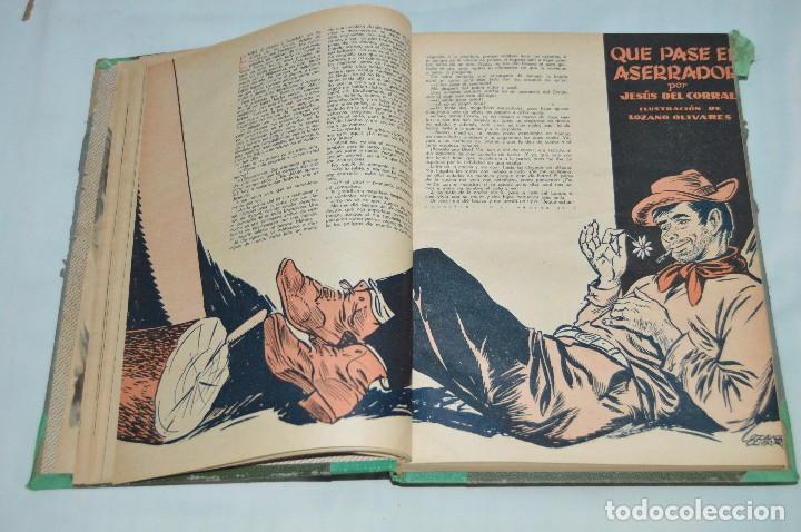Coleccionismo de Revistas: REVISTA LECTURAS - AÑO COMPLETO - 1949 - DOS TOMOS - MUY ANTIGUO - MIRA LAS FOTOS - Foto 4 - 64458967