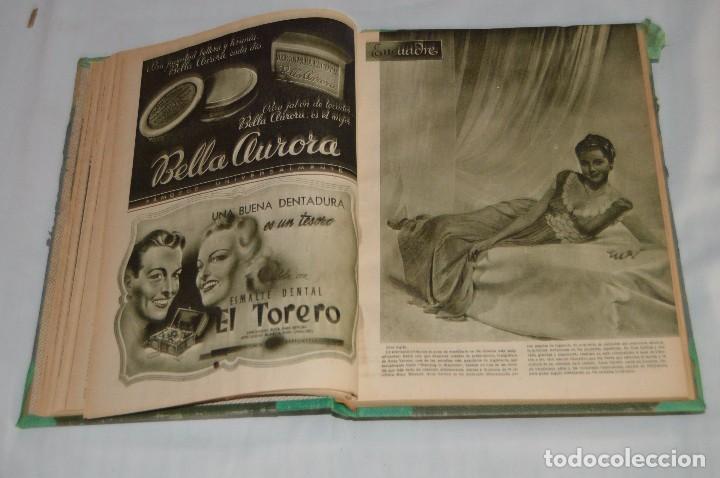 Coleccionismo de Revistas: REVISTA LECTURAS - AÑO COMPLETO - 1949 - DOS TOMOS - MUY ANTIGUO - MIRA LAS FOTOS - Foto 6 - 64458967