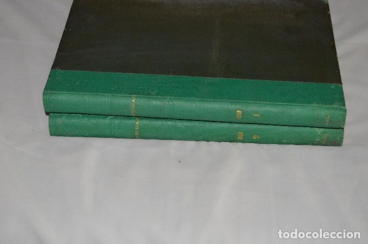 Coleccionismo de Revistas: REVISTA LECTURAS - AÑO COMPLETO - 1949 - DOS TOMOS - MUY ANTIGUO - MIRA LAS FOTOS - Foto 9 - 64458967