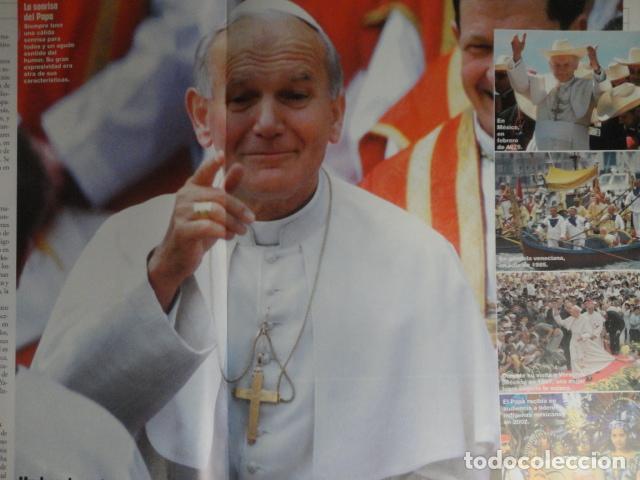 Coleccionismo de Revistas: REVISTA LECTURAS Nº 2768 -AÑO 2005 -EL PAPA EMPRENDE SU ULTIMO VIAJE -ALBERTO DE MONACO - MOTOS - Foto 7 - 67544693