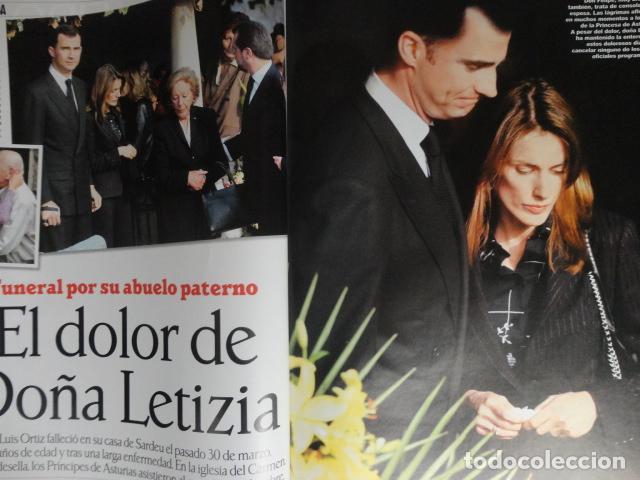 Coleccionismo de Revistas: REVISTA LECTURAS Nº 2768 -AÑO 2005 -EL PAPA EMPRENDE SU ULTIMO VIAJE -ALBERTO DE MONACO - MOTOS - Foto 9 - 67544693