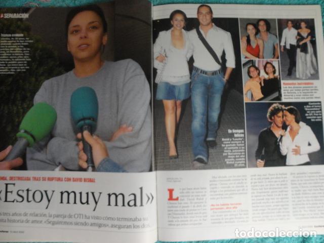 Coleccionismo de Revistas: REVISTA LECTURAS Nº 2768 -AÑO 2005 -EL PAPA EMPRENDE SU ULTIMO VIAJE -ALBERTO DE MONACO - MOTOS - Foto 10 - 67544693