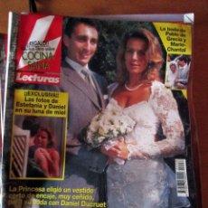 Coleccionismo de Revistas: LOTE 10 REVISTAS LECTURAS 2258, 2174, 2175, 2275, 2233, 2246, 2214, 2184, 2226 Y 2276 . USADAS.. Lote 67686981