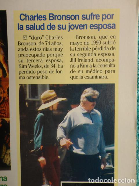 Coleccionismo de Revistas: REVISTA LECTURAS Nº 2352 ,1997 -CAMILA Y DIANA -LOS REYES EN LERIDA -VIRNA LISI -ISABEL PREYSLER - Foto 7 - 69430997