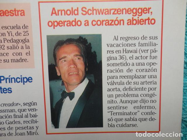 Coleccionismo de Revistas: REVISTA LECTURAS Nº 2352 ,1997 -CAMILA Y DIANA -LOS REYES EN LERIDA -VIRNA LISI -ISABEL PREYSLER - Foto 8 - 69430997
