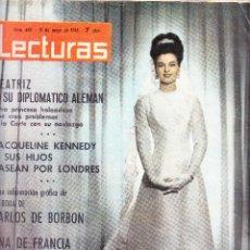 Collectionnisme de Magazines: LECTURAS Nº 683 - 1965 - SOFIA LOREN - GRACITA MORALES - LOPEZ VAZQUEZ - CRISTINA GALBO. Lote 69736133