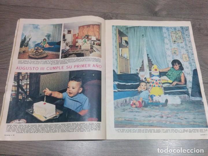 Coleccionismo de Revistas: Revista Antigua lecturas 1965 - Foto 2 - 71829067