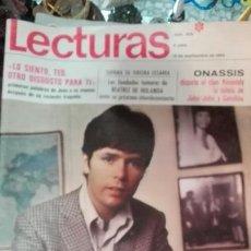 Coleccionismo de Revistas: LECTURAS N 908 1969 CLIFF RICHARD. Lote 76672005