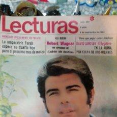 Coleccionismo de Revistas: LECTURAS N 907 1969 JUAN LUIS GALIARDO. Lote 76672549