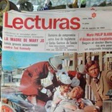 Coleccionismo de Revistas: LECTURAS 906 1969 MARIA CUADRA. Lote 76673397