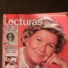 Coleccionismo de Revistas: LECTURAS-1982-MAYRA UN DOS TRES-SERIE DALLAS-ROLLING STONES-CAROLINA-SERRAT-RAPHAEL-ADOLFO SUAREZ . Lote 95686986