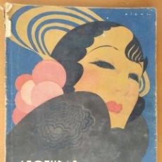 Coleccionismo de Revistas: REVISTA LECTURAS SEPTIEMBRE 1933 Nº 148. Lote 79722153