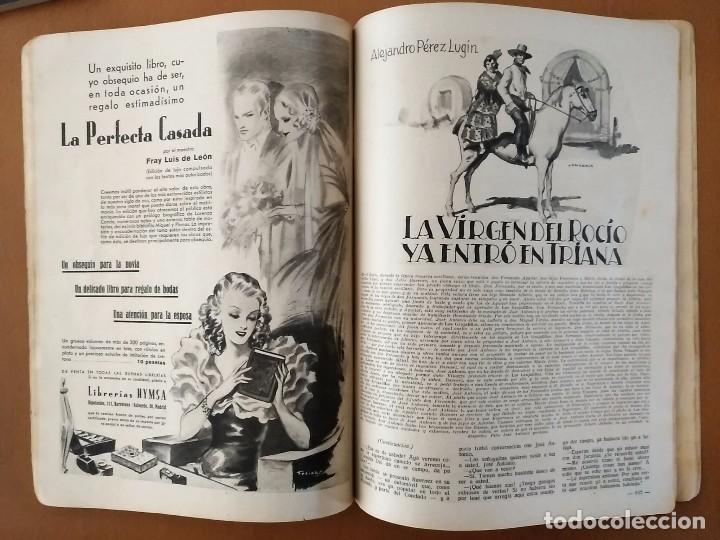 Coleccionismo de Revistas: REVISTA LECTURAS SEPTIEMBRE 1933 Nº 148 - Foto 2 - 79722153