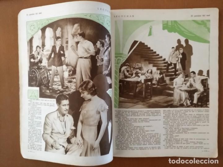 Coleccionismo de Revistas: REVISTA LECTURAS SEPTIEMBRE 1933 Nº 148 - Foto 3 - 79722153