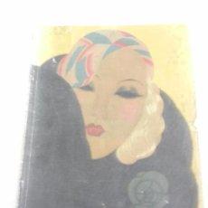 Coleccionismo de Revistas: REVISTA LECTURAS. NUM 140 ENERO DE 1933. SUMARIO . Lote 82555220