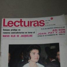 Coleccionismo de Revistas: REVISTA LECTURAS NUM 900..18 JULIO 1969. Lote 83103936