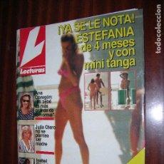 Coleccionismo de Revistas: (F.1) REVISTA LECTURAS Nº 2.098 AÑO 1992 ( LOS MORANCOS HICIERON REIR A CARMEN SEVILLA). Lote 136505964