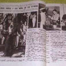 Coleccionismo de Revistas: REVISTA LECTURAS 1963 ROCÍO DÚRCAL MARISOL. Lote 90106912