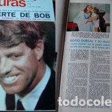 Coleccionismo de Revistas: REVISTA LECTURAS 1968 ROCÍO DÚRCAL. Lote 90627135