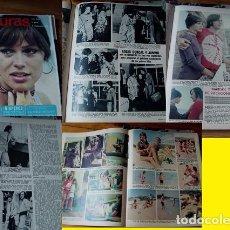 Coleccionismo de Revistas: REVISTA LECTURAS 1970 ROCÍO DÚRCAL MARISOL. Lote 90627865