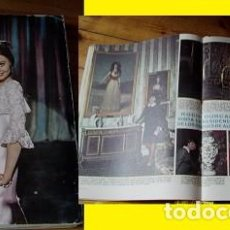 Coleccionismo de Revistas: REVISTA LECTURAS 1965 ROCÍO DÚRCAL. Lote 90628120