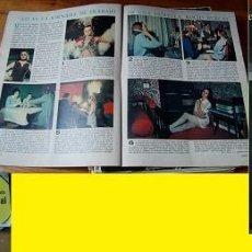 Coleccionismo de Revistas: REVISTA LECTURAS 1969 ROCÍO DÚRCAL. Lote 90628270