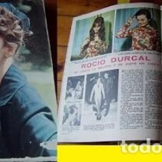 Coleccionismo de Revistas: REVISTA LECTURAS 1965 ROCÍO DÚRCAL. Lote 90629025
