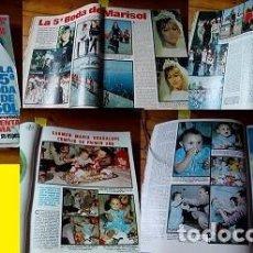 Coleccionismo de Revistas: REVISTA LECTURAS 1971 ROCÍO DÚRCAL MARISOL. Lote 90631985