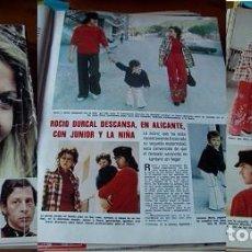 Coleccionismo de Revistas: REVISTA LECTURAS ROCÍO DÚRCAL. Lote 90632800