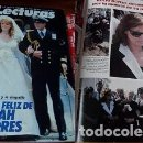 Coleccionismo de Revistas: REVISTA LECTURAS 1986 ROCÍO DÚRCAL. Lote 90642065