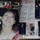 Coleccionismo de Revistas: REVISTA LECTURAS 1986 ROCÍO DÚRCAL. Lote 90642115